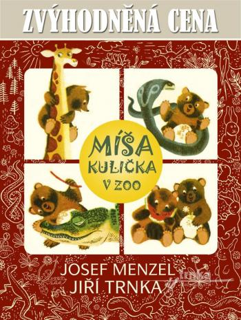 Míša Kulička v ZOO + CD